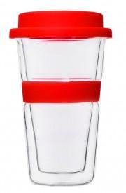 כוס טרמית מזכוכית